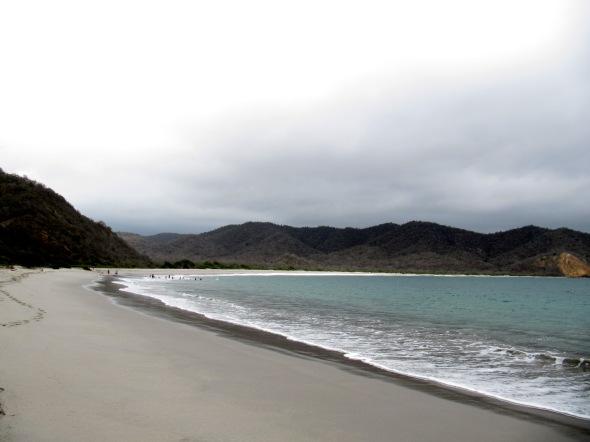 Los Frailes beach